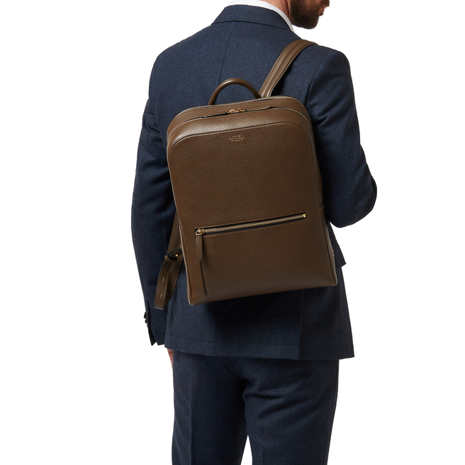 Ludlow Zip Around Backpack