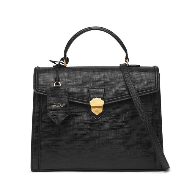 Panama Medium Coronet Top Handle Bag