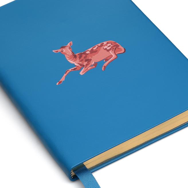 Menagerie Deer Soho Notebook