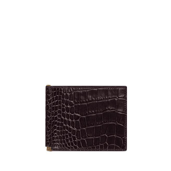 Portefeuille avec pince à billets Mara