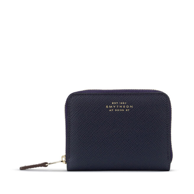 Panama Zip Coin Purse