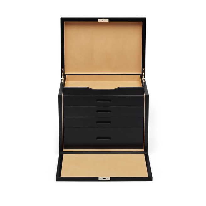 Madison Deluxe Jewellery Box