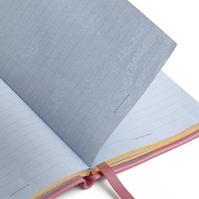 Bird Print Panama Notebook