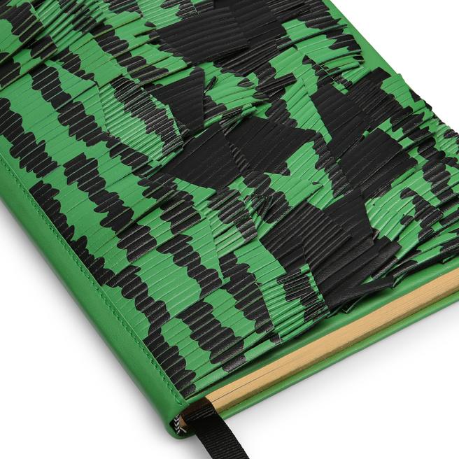 Soho Couture Fringe Tassels Notebook