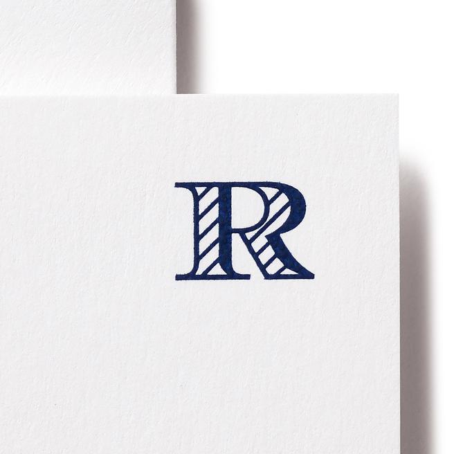 R Alphabet Cards