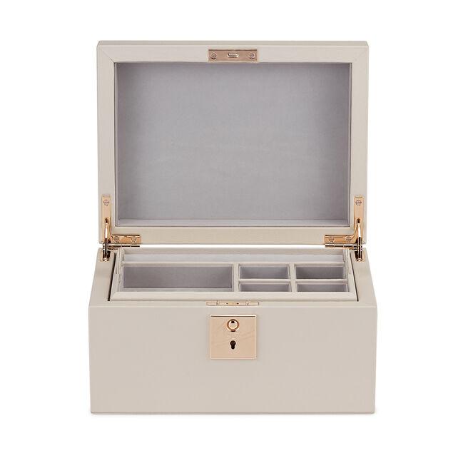 Grosvenor Jewellery Box with Tray
