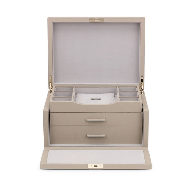 Grosvenor 3 Drawer Jewellery Box