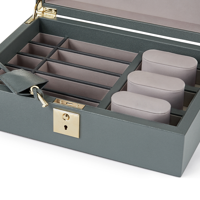 Grosvenor Small Gentlemen's Accessory Box