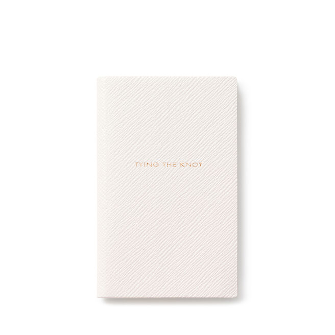 Tying The Knot Panama Notebook