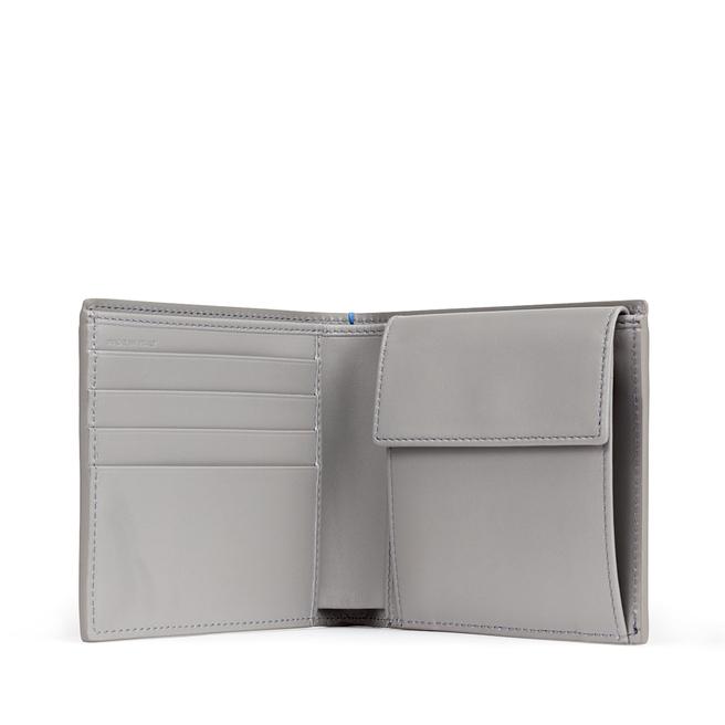 Burlington Wallet With Coin Pocket Cold Grey