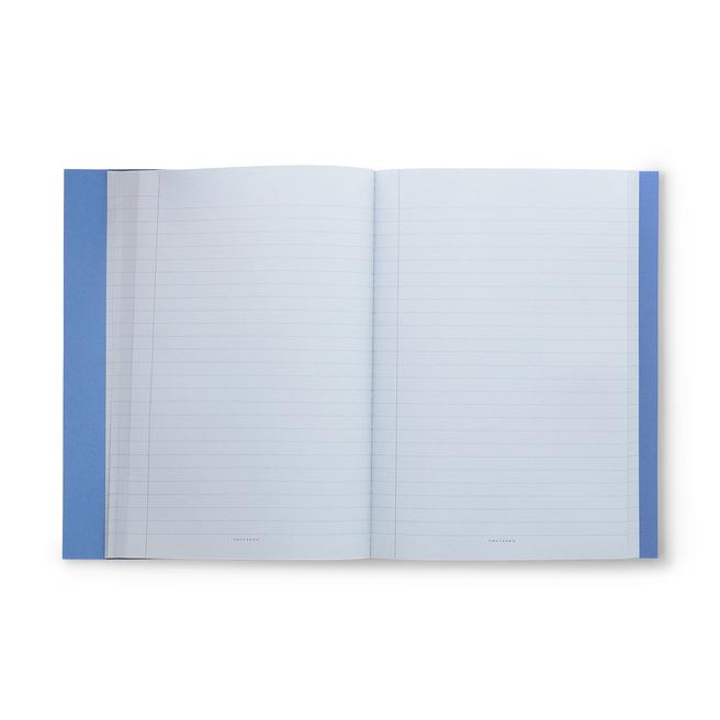 Ricambio quaderno A5 con rilegatura laterale