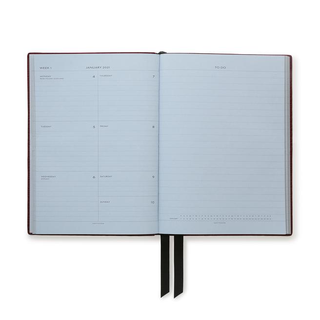 2020/21 Mid-Year Soho Agenda with Pocket