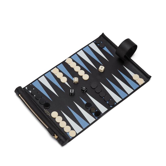 Panama Travel Backgammon Roll