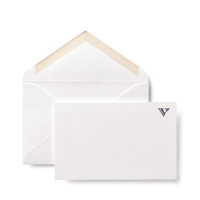 V Alphabet Cards