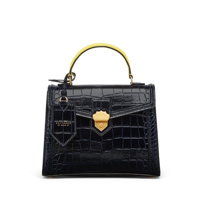 Mara Small Coronet Top Handle Bag