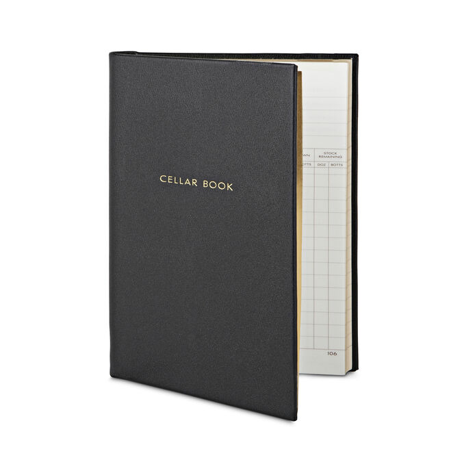 Hardbound Cellar Book