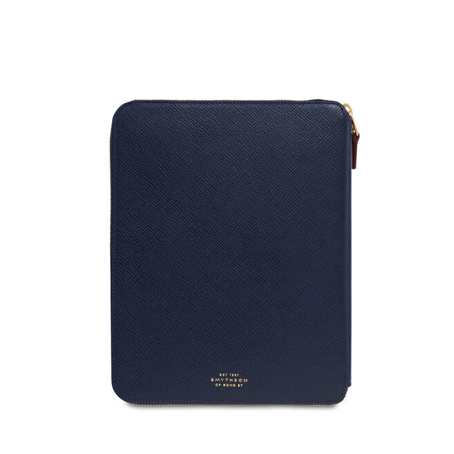 Panama A5 Zip Writing Folder