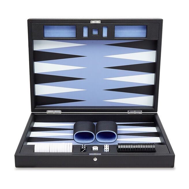 Grosvenor Large Backgammon Set