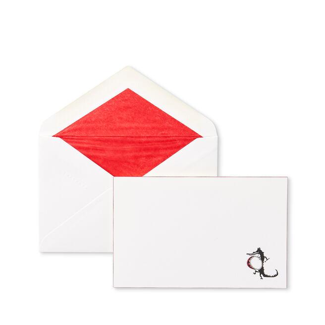 Crocodile Correspondence Cards
