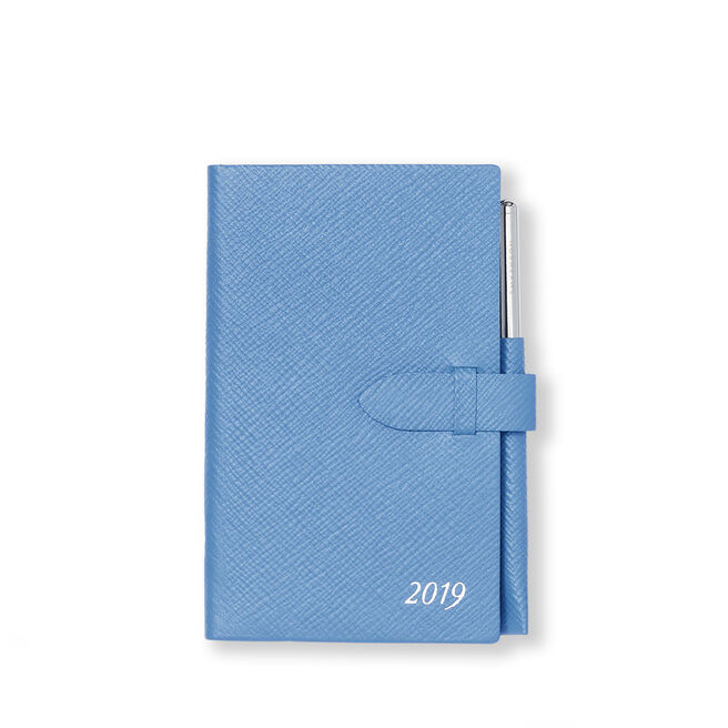 2019 Panama Agenda with Gilt Pencil