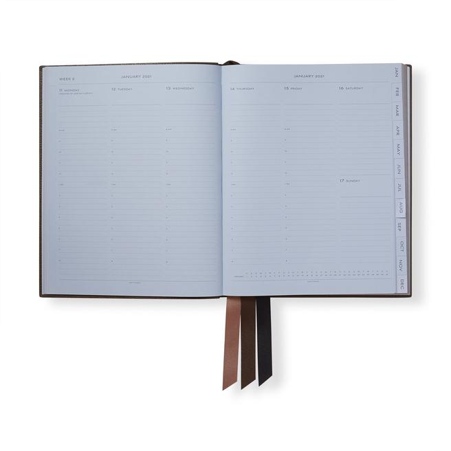 2021 Ludlow Portobello Diary