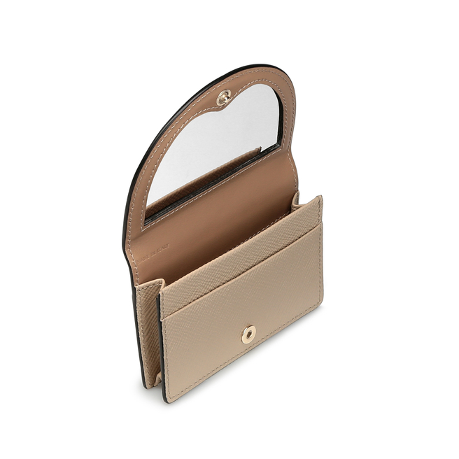 Panama Moon Card Case with Mirror