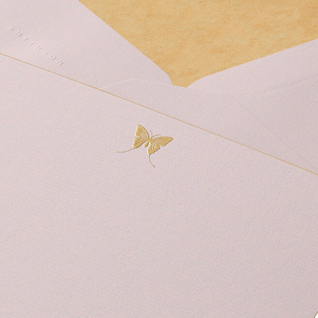 Butterfly Correspondence Cards