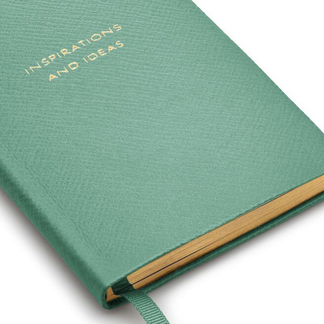 Inspiration and Ideas Panama Notebook