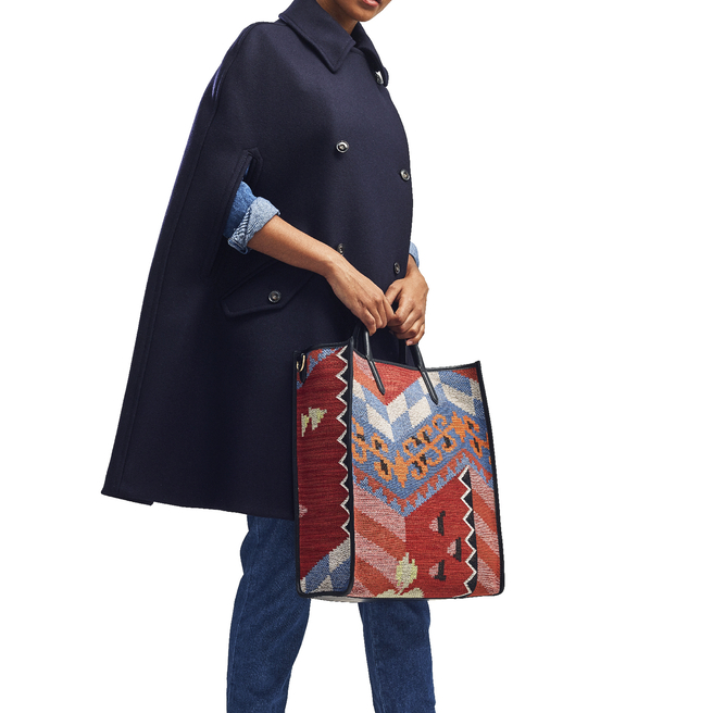 Kilim Shopper Bag
