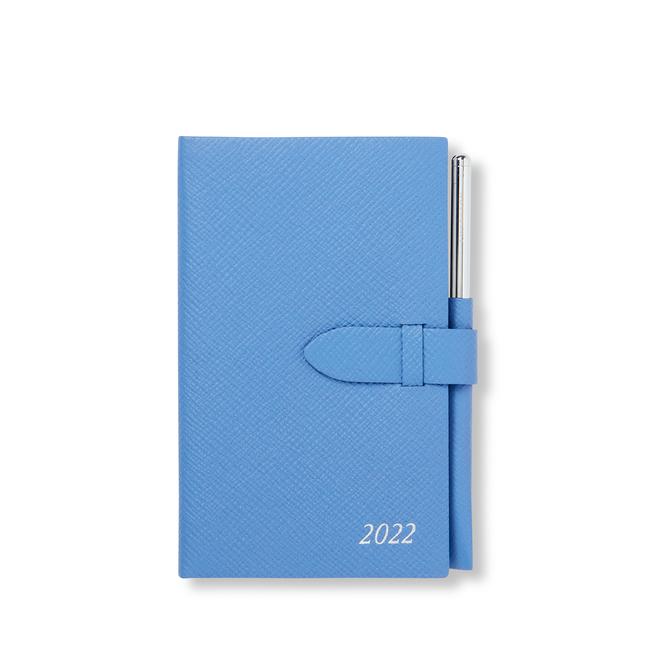 2022 Panama Agenda with Gilt Pencil