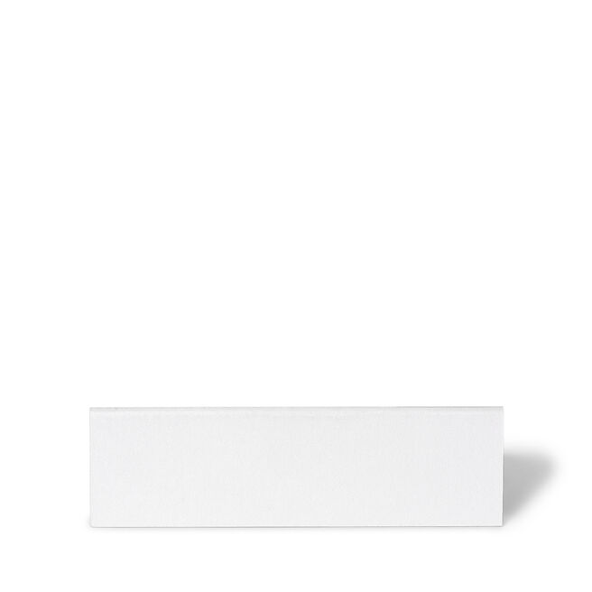 Tented Place Cards White