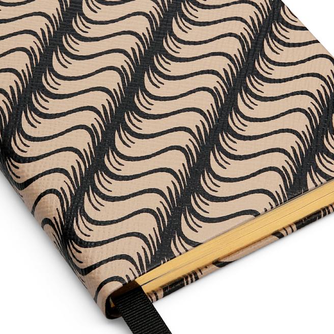 'S' Monogram Chelsea Notebook