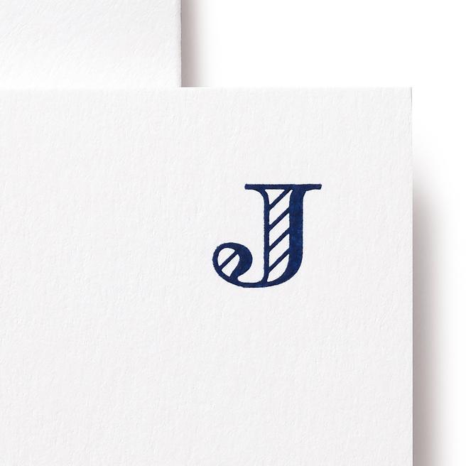 Cartes alphabetJ