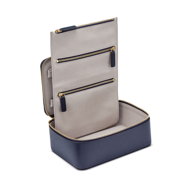 Panama Square Jewellery Pouch