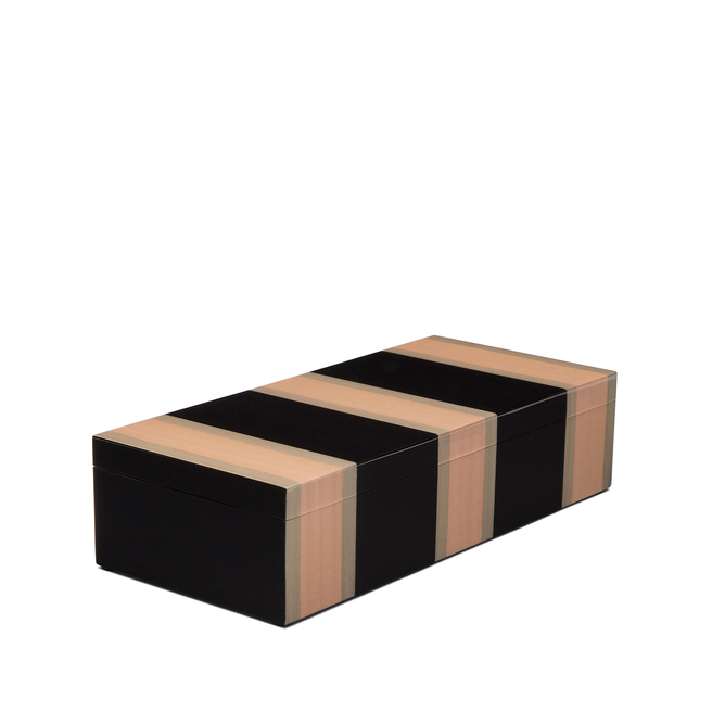 Marquetry Rectangle Box