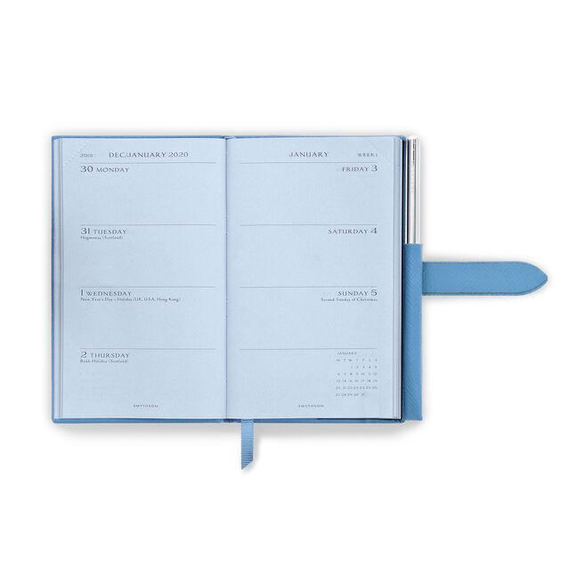 2020 Panama Diary with Gilt Pencil