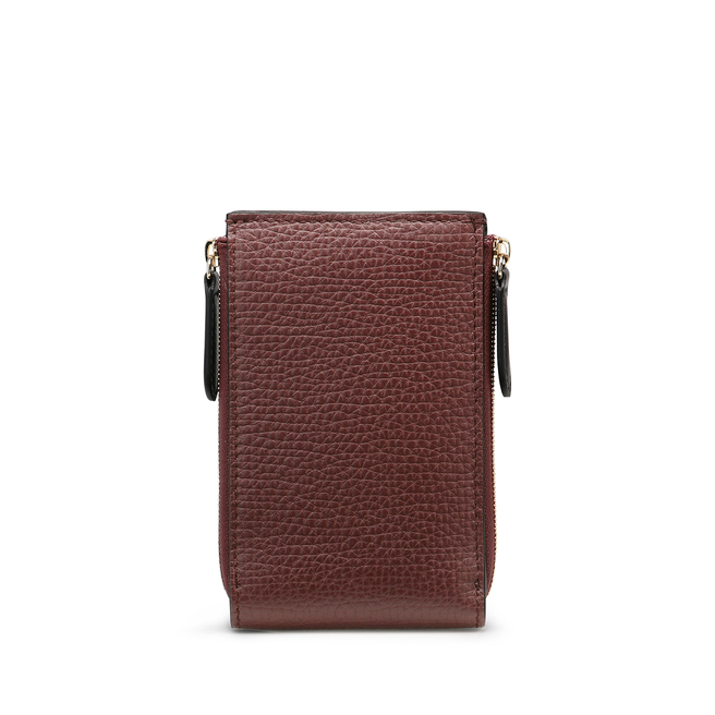 Ludlow Double Zip Purse