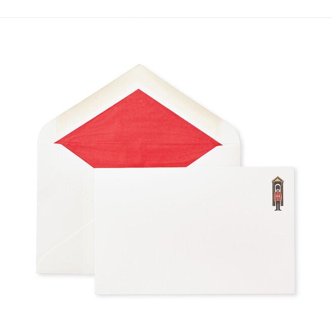 Royal Guard Correspondence Cards