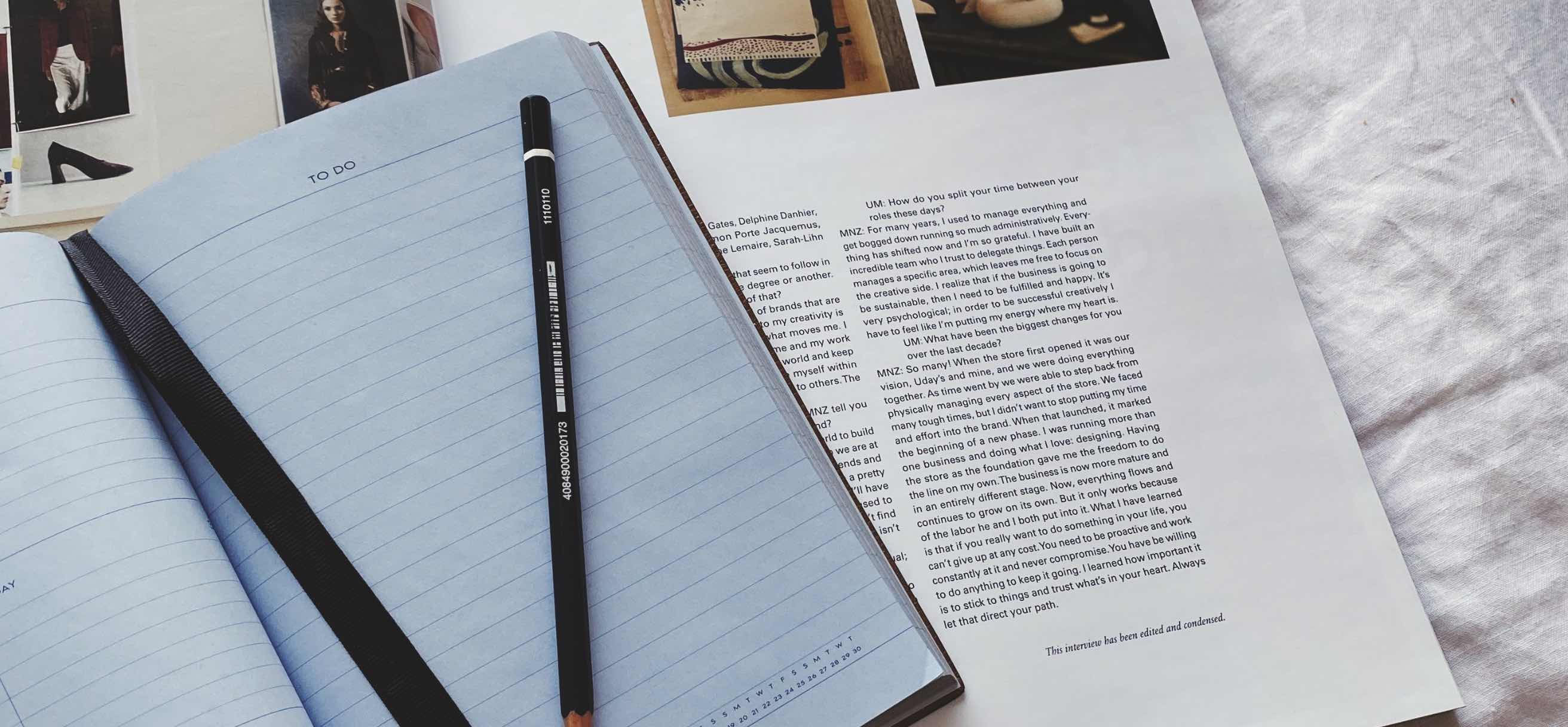 The Simple Art of Journaling