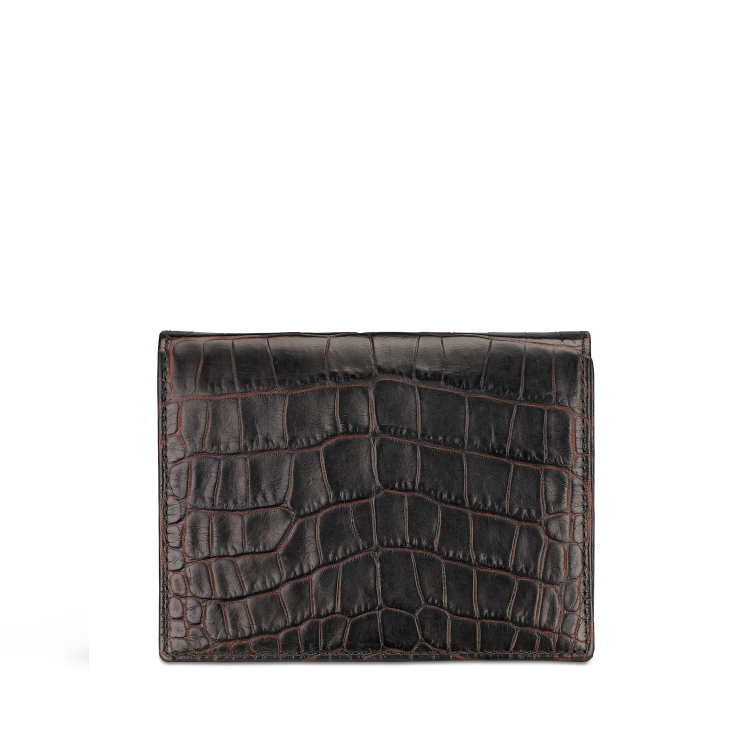 Mara Bridge Set Visitenkartenetui In Brown Smythson