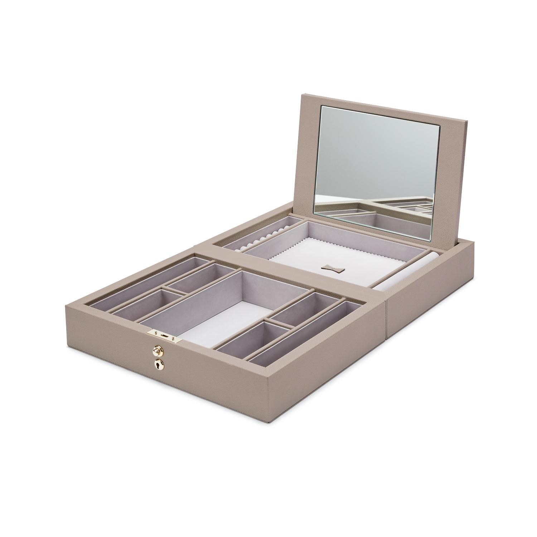 Grosvenor Travel Jewellery Box Smythson