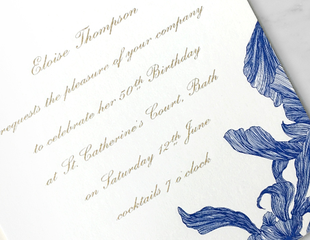 Online Personalised Stationery